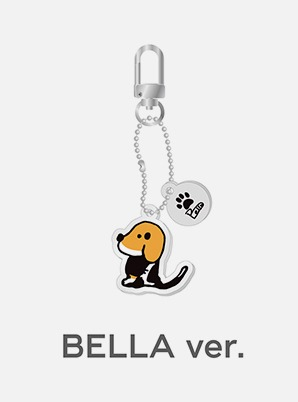 WayV ACRYLIC KEY RING CHARM - Our Home : WayV with Little Friends