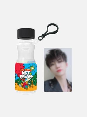 NCT DREAM HOT SAUCE KEY RING + PHOTO CARD SET - 맛 (Hot Sauce)