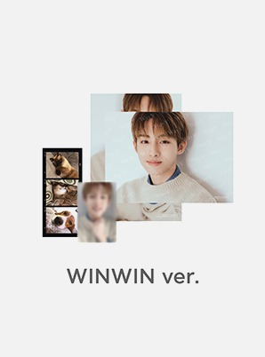 WayV PHOTO PACK - Our Home : WayV with Little Friends