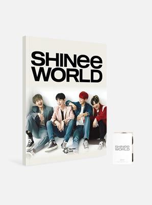 SHINee Beyond LIVE [SHINee WORLD] BROCHURE