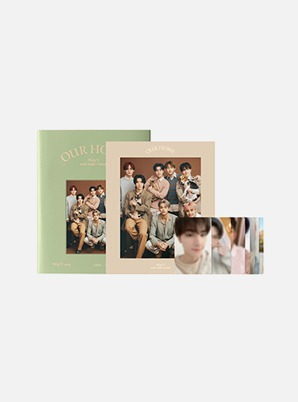 WayV PHOTO BOOK - Our Home : WayV with Little Friends