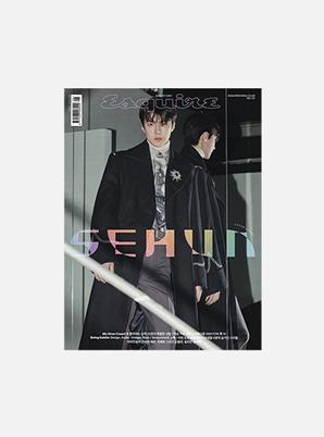 SEHUN esquire - 2021-08 A
