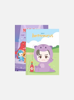 NCT DREAM NOTE SET - NCT DREAM X PINKFONG