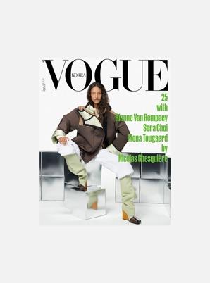 SHOTARO Vogue - 2021-08 C