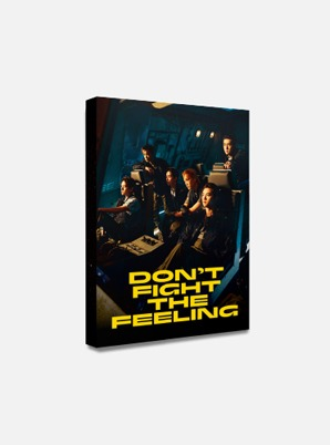 EXO POSTCARD BOOK - DON'T FIGHT THE FEELING