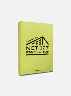 NCT 127 FANMEETING 'OFFICE : Foundation Day' Beyond LIVE POSTCARD BOOK