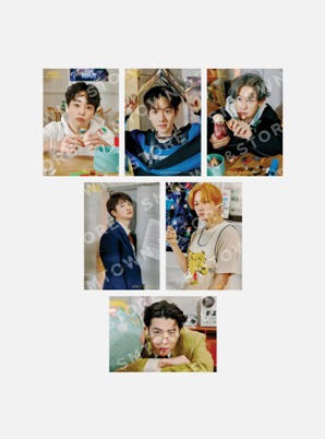 EXO A4 PHOTO - DON'T FIGHT THE FEELING