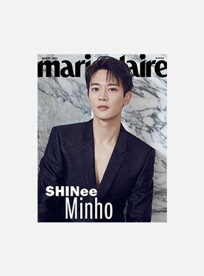 SHINee marie claire - 2021-08 F