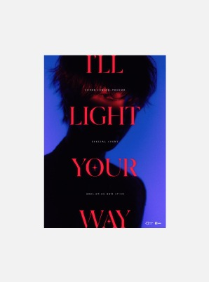 YESUNG Beyond LIVE Special Event ~I'll light your way~ Live Streaming