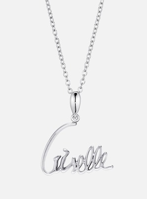 GISELLE ARTIST BIRTHDAY NECKLACE