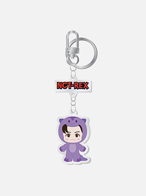 NCT DREAM ACRYLIC KEY RING - NCT DREAM X PINKFONG