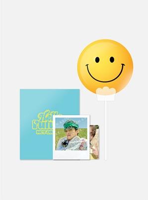 NCT DREAM PHOTO + MINI BALLOON SET - Hello Future