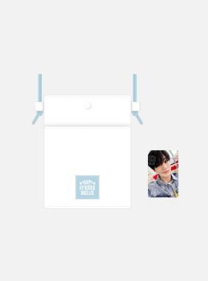 NCT DREAM Fanmeeting Beyond LIVE MINI BAG + PHOTO CARD SET - HOT! SUMMER DREAM