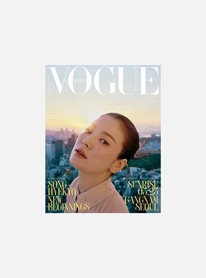 TAEYEON&JOY Vogue - 2021-09