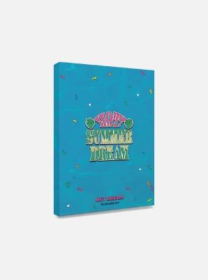 NCT DREAM Fanmeeting Beyond LIVE POSTCARD BOOK - HOT! SUMMER DREAM
