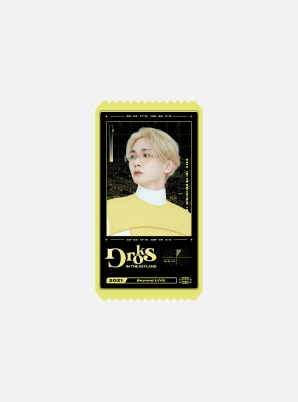 Beyond LIVE - KEY : 'GROKS IN THE KEYLAND' SPECIAL AR TICKET SET (PHOTO ver.)
