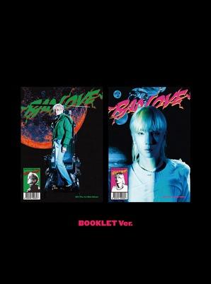 KEY The 1st Mini Album - BAD LOVE (BOOKLET Ver.)