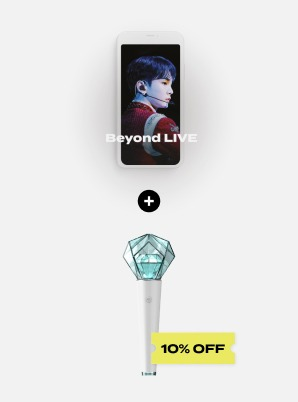 Beyond LIVE - KEY : 'GROKS IN THE KEYLAND' [SHINee WORLD ACE ONLY] Live Streaming + OFFICIAL FANLIGHT