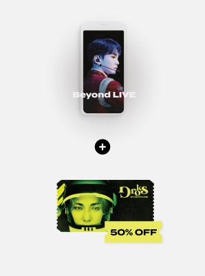 Beyond LIVE - KEY : 'GROKS IN THE KEYLAND' [SHINee WORLD ACE ONLY] Live Streaming + SPECIAL AR TICKET SET (POSTER ver.)