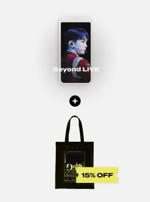 Beyond LIVE - KEY : 'GROKS IN THE KEYLAND' [SHINee WORLD ACE ONLY] Live Streaming + ECO BAG