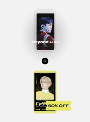 Beyond LIVE - KEY : 'GROKS IN THE KEYLAND' [SHINee WORLD ACE ONLY] Live Streaming + SPECIAL AR TICKET SET (PHOTO ver.)