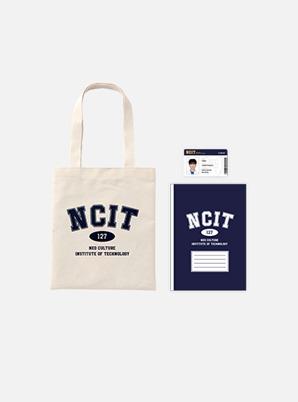 NCT 127 CAMPUS SET - NCIT
