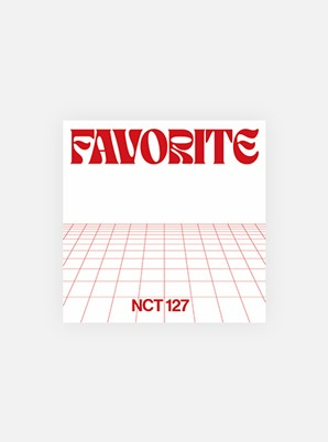 NCT 127 The 3rd Album Repackage - Favorite