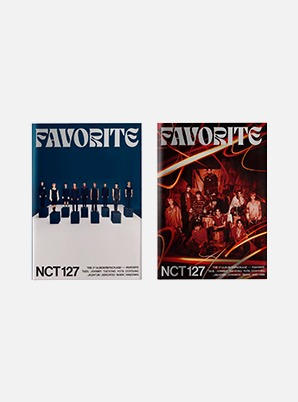 [POLAROID EVENT] NCT 127 The 3rd Album Repackage - Favorite Package