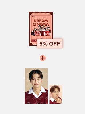 XR LIVE NCT DREAM SPECIAL EVENT : DREAM CINEMA Live Streaming + 4X6 PHOTO + PHOTO CARD SET