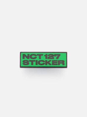 NCT 127 BADGE - Sticker