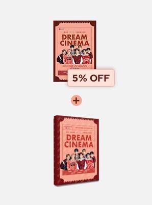 XR LIVE NCT DREAM SPECIAL EVENT : DREAM CINEMA Live Streaming + POSTCARD BOOK