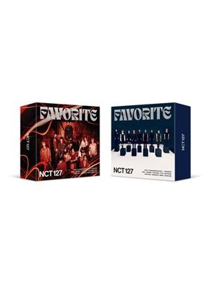 NCT 127 The 3rd Album Repackage - Favorite (Kit Ver.)