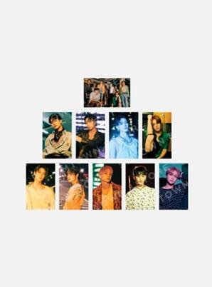 NCT 127 4X6 PHOTO SET - Sticker