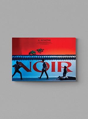 U-Know The 2nd Mini Album - NOIR 'Thank U (Uncut Ver.)'