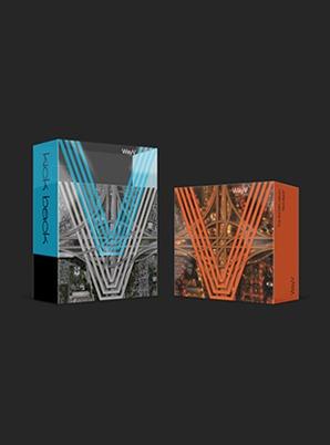 WayV The 3rd Mini Album - Kick Back (Kit Ver.)