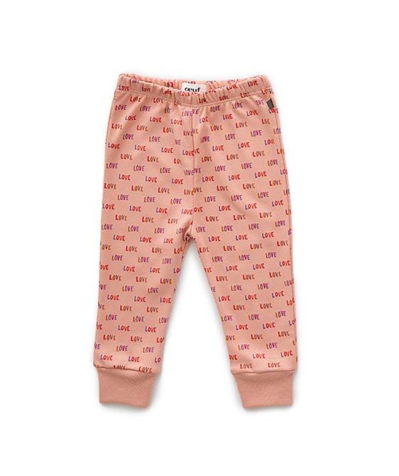 Baby Leggings  - Peony ★ONLY 12-18M★