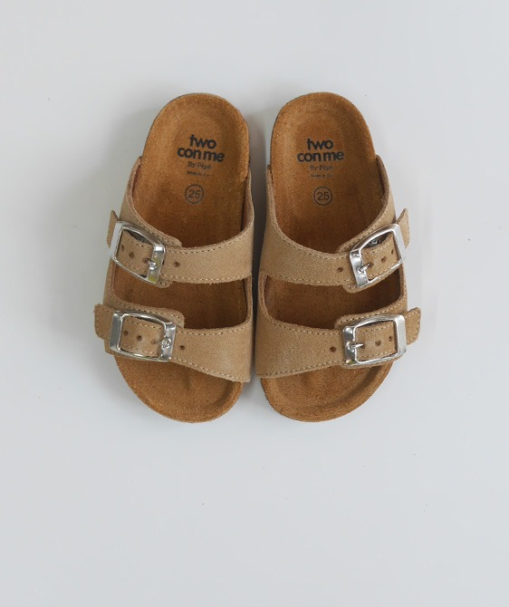 Pepe Shoes #BK25 - Suede Camel ★ONLY 27★
