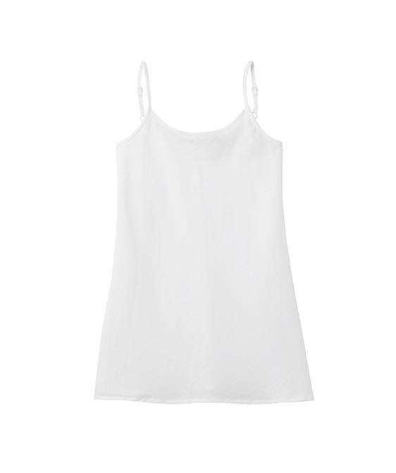 Heather (Slip) - Vintage White
