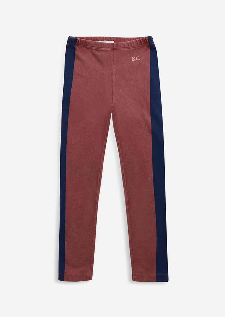 Blue Stripes leggings #221AC071