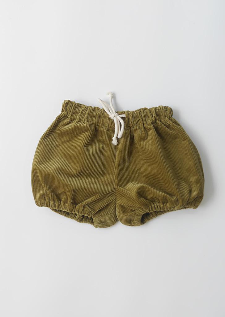 Pumpkin Shorts - Auqamarin