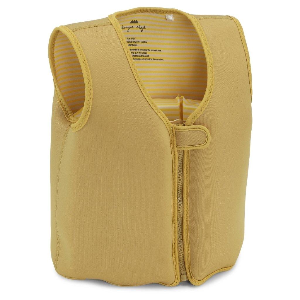 Float Vest - Mustard Gold ★ONLY 4-6Y★