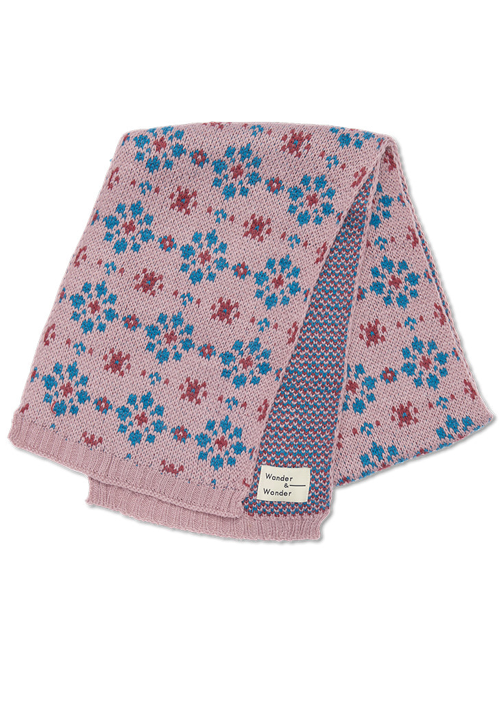 Floral Scarf - Dusty Pink ★LAST ONE★