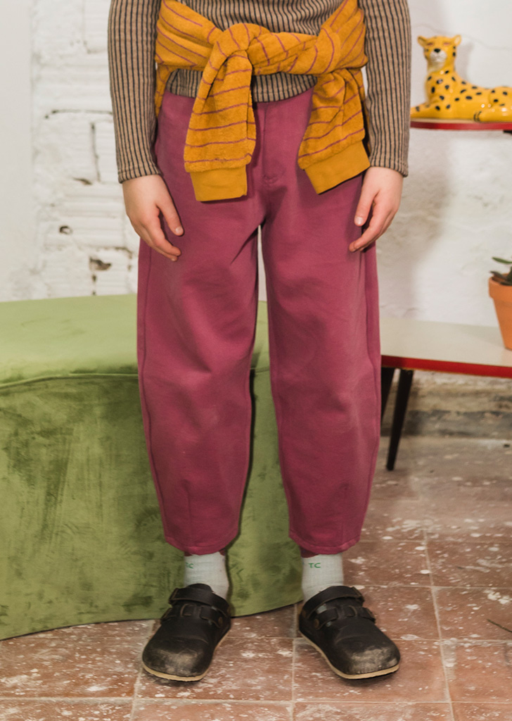 Trousers(TC-AW21-33) - purple