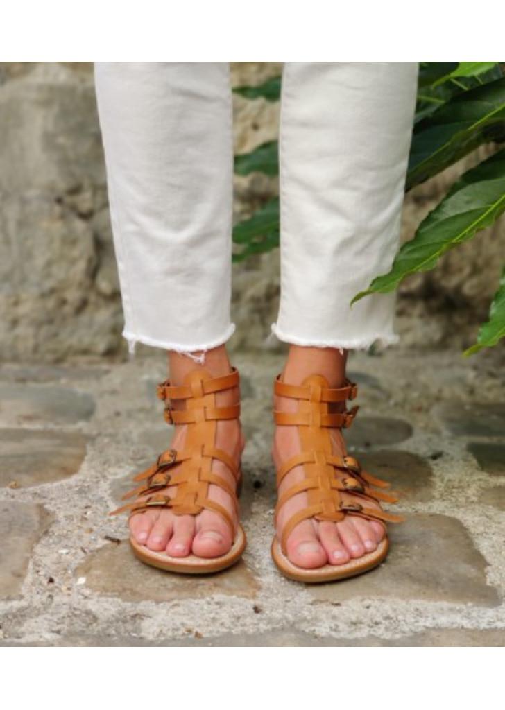 Sanary  Woman Sandal - Natural Sup04 (Woman)