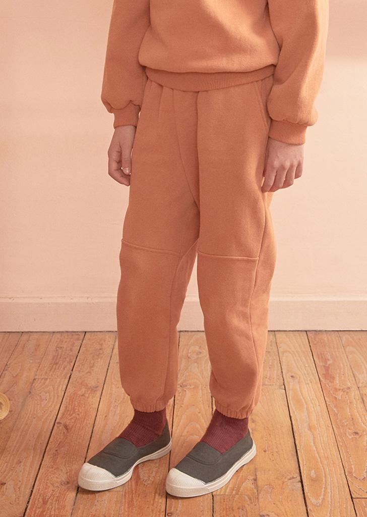 Lion Jogger Pants - Orange