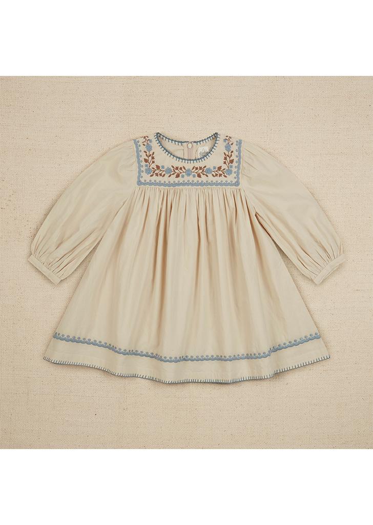 Seline Dress - Cream
