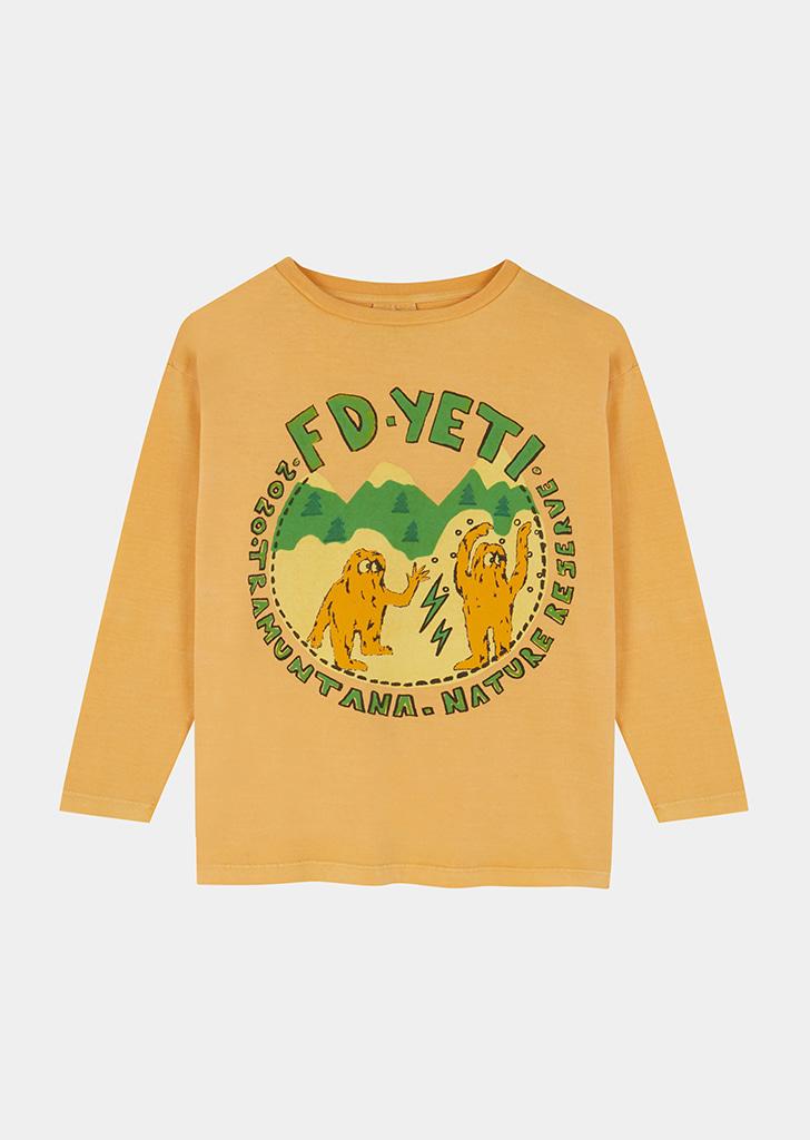 Yeti Long Sleeve T-Shirt (F-433)