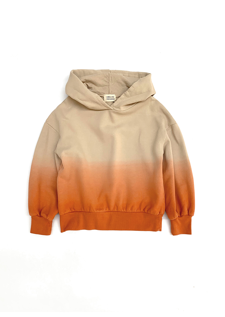 21238 Hooded Sweater - Apricot (822)