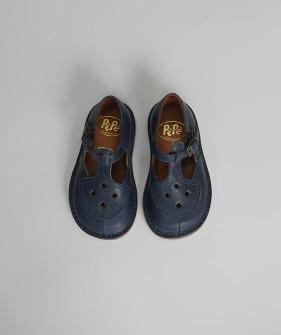 Pepe Shoes - Ezra Bluemoon ( Snap Button Type)