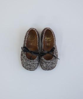 Pepe Shoes #275V - Tess. Marrone